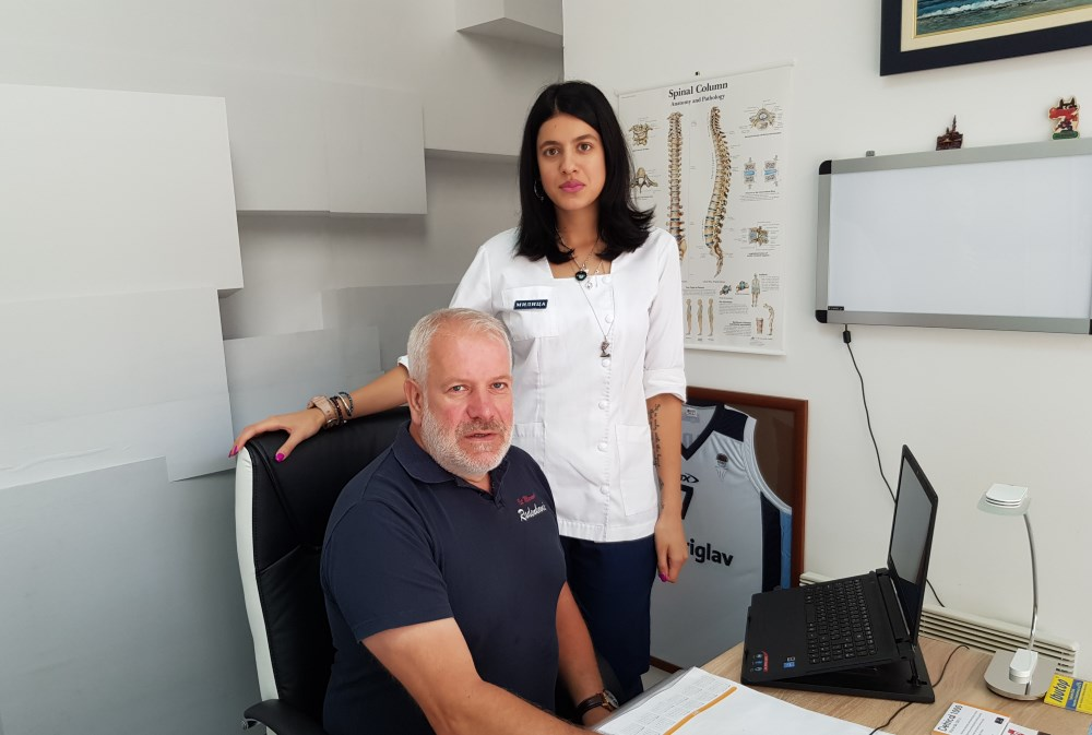 kiropraktika zajecar centar Ist manual radenkovic